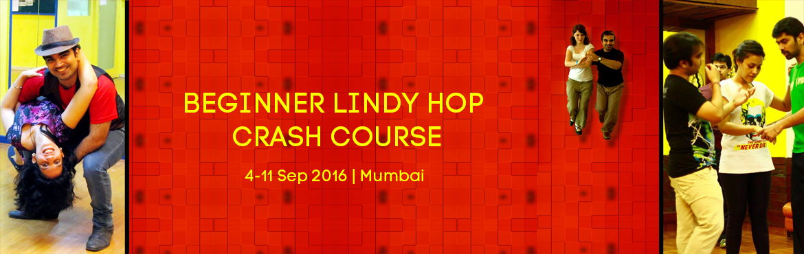 BEGINNER LINDY HOP - CRASH COURSE