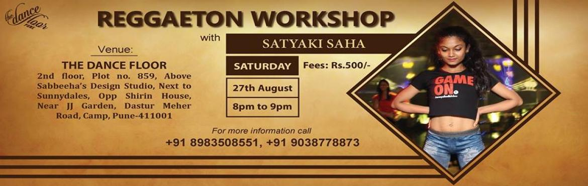 Book Online Tickets for Reggaeton BY Satyaki, Pune. Round 2 of learning this fun, power packed dance form with Satyaki.REGGAETON with SATYAKI...REGGAETON is a high energy dance from the streets of Panama & Puerto Rico. The music is catchy and is a party style dance form. It\'s a rage in Euro