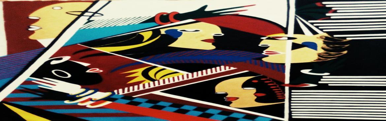 Singaari: Tilting Art Gallery exhibitsexquisite Abstract Art Collection