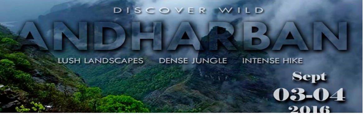 Book Online Tickets for Discover Wild Andharban - The Dark Dense, Lonavala. Can you keep yourself away from social media for two days? Because from the moment you get into the forest like Andharban and till the time you get out you will be pleased not to have dithered by technology, for the forest will speak to you in a lang