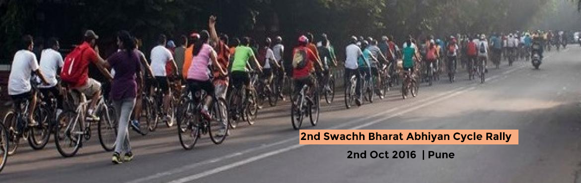 2nd Swachh Bharat Abhiyan Cycle Rally