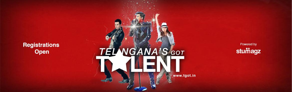 Telangana Got Talent Grand Finale