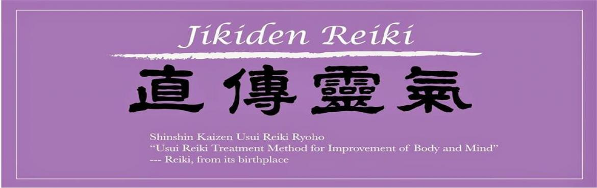 Book Online Tickets for Jikiden Reiki Workshop with Shihan Amit , NewDelhi.     About The Event  If you are ready and willing to heal your life, realize that you are in the driver's seat. Begin a personal development journey in ways to improve yourself, your relationships and your overall life every day. Jikiden Reiki