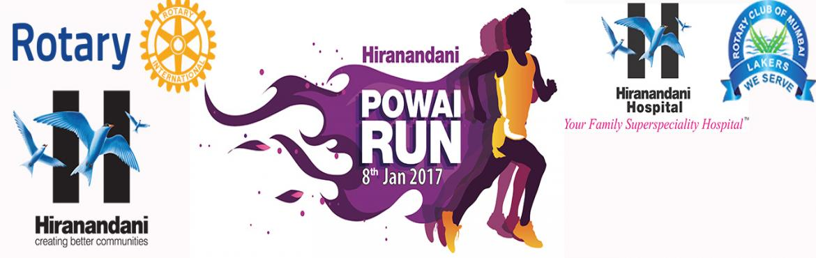 The Powai Run 2017