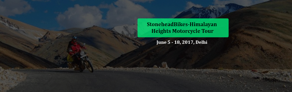 StoneheadBikes-Himalayan Heights Motorcycle Tour