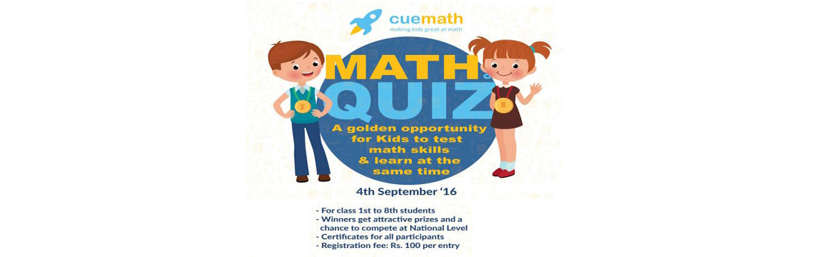 Mathquiz at Mansarovar Heights Club