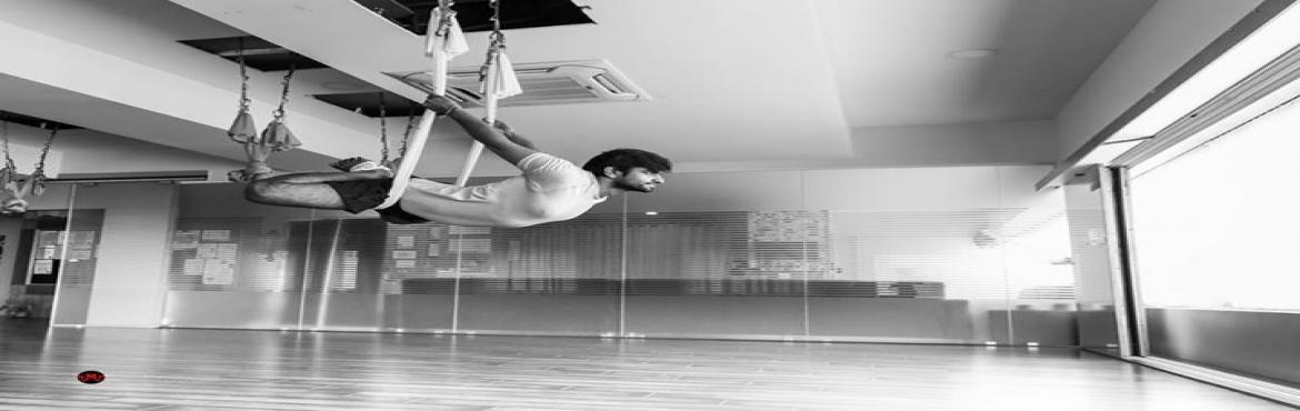 AntiGravity Yoga Workshop