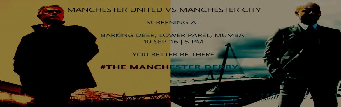 Manchester Derby Screening