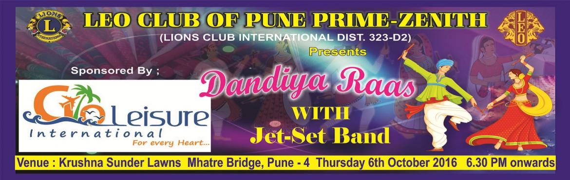 DANDIYA RASS With JET SET BAND