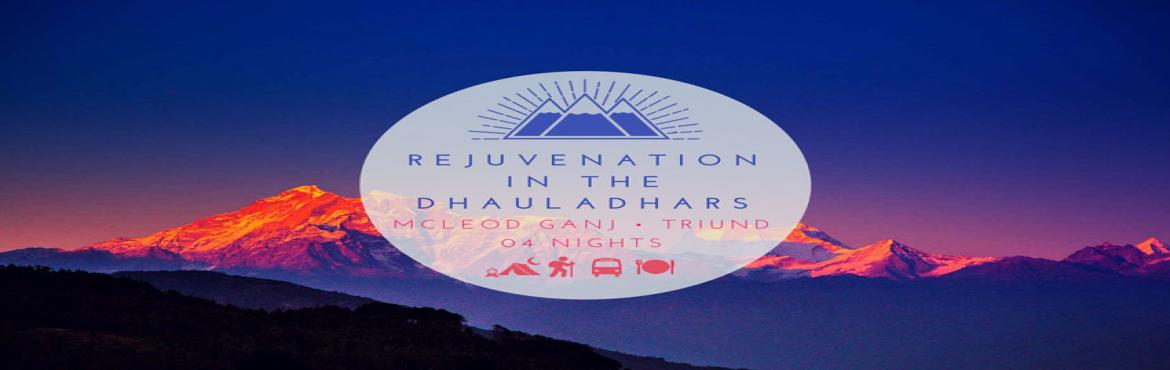 Rejuvenation in the Dhauladars