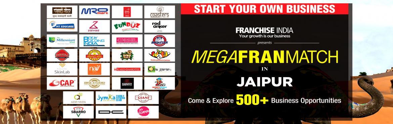 Mega FranMatch Jaipur