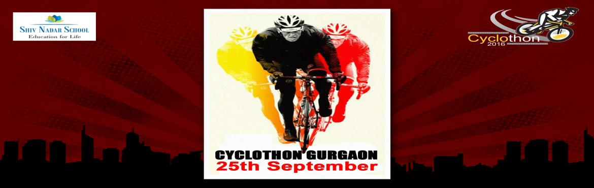 Cyclothon Gurgaon