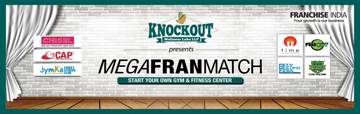 Book Online Tickets for MFM Knockouts , Hyderabad. One of a kind concept from Franchise India, MegaFranMatch (MFM) knockouts bring together the prospective franchisees and the franchisor on a single platform, based on their business requirements, location, investments, and most importantly, share the