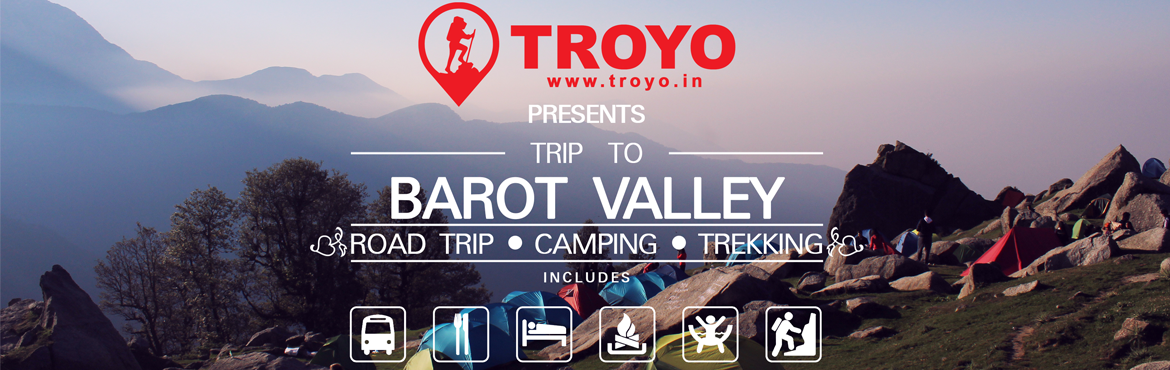 Book Online Tickets for Trip to Barot Valley : Paradise on Earth, NewDelhi. Travel and discover natures hidden treasures at Barot Valley : The Paradise on Earth .  Barot Valley prospers in the lap of the great Himalayas and imbibes a sense of calmness among the travellers. Located in Mandi district of Himachal Pr