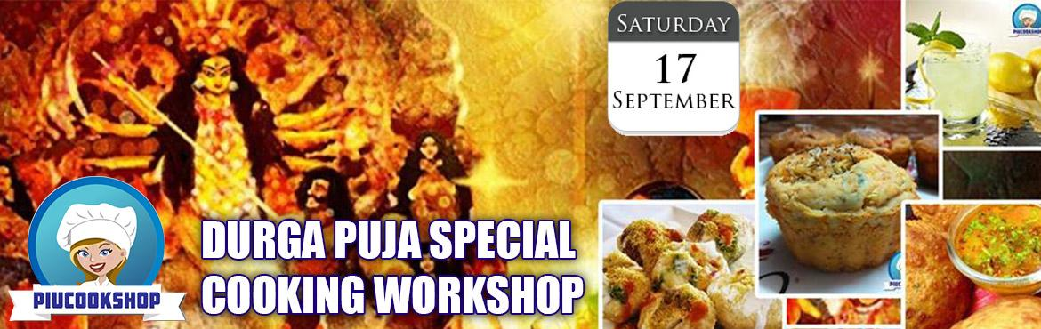Durga Puja Special Cooking Workshop