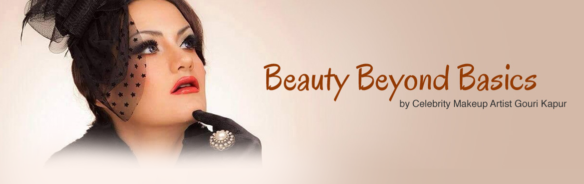 Book Online Tickets for Beauty Beyond Basics by Celebrity Makeup, Bengaluru. Bangalore based celebrity makeup artist Gouri Kapur will be conducting a 3 day make-up workshop that will cover all aspects of the art of make-up. A perfect start for make up enthusiasts, the workshop will take you through a foundation course and mov