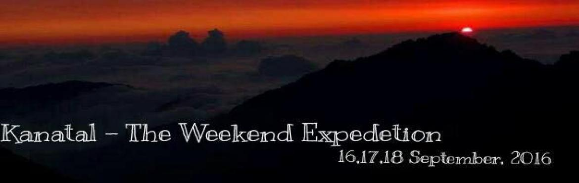 Book Online Tickets for Kanatal - The Weekend Expedition, Kaudia Ran. Details     So, another weekend gateway ride of GurgaonBikersClub Welcomes you all. Celebrate your weekend in perfect bikers style with bikes, brothers, hills, camping, bonfire, music, delicious food and much more.GurgaonBikersClub are riding on