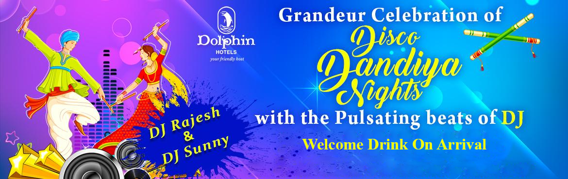 Book Online Tickets for Dandiya Nights at Dolphin Hotel Vizag, Visakhapat. Dandiya Nights at Dolphin Hotel Vizag!!   Dolphin Group of Hotel\'s belongs to the Ramoji group. The hotel was established in 1980 in the city of Visakhapatnam.