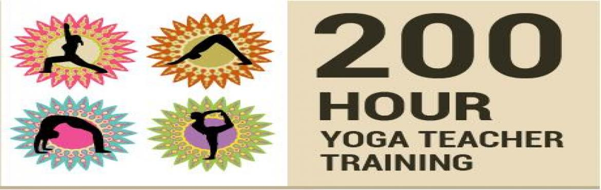 Yoga 200 hours teachers training course