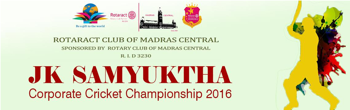 J.K.Samyuktha Corporate Cricket Championship 2016