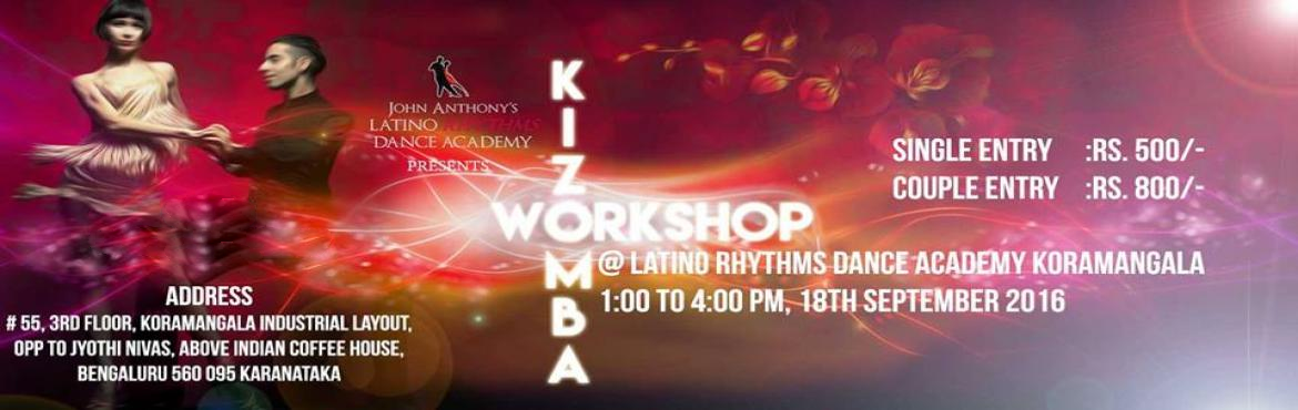 Book Online Tickets for Kizomba Bootcamp, Bengaluru. Details -------------    Hola pplALL those who have been wanting to learn this beautiful dance form and rather really quick , Here is an opportunity to get yourself a taste of this flavour.. Here is a great opportunity to learn to move in just 3