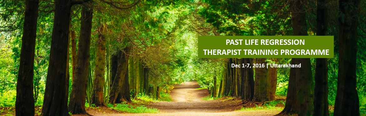 PAST LIFE REGRESSION THERAPIST TRAINING PROGRAMME