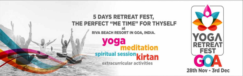 Meet Thyself,  Yoga and Meditation Retreat Fest. in Goa, India