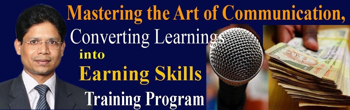 How to be an Effective Communicator and Public Speaker to master the Earning Skills?