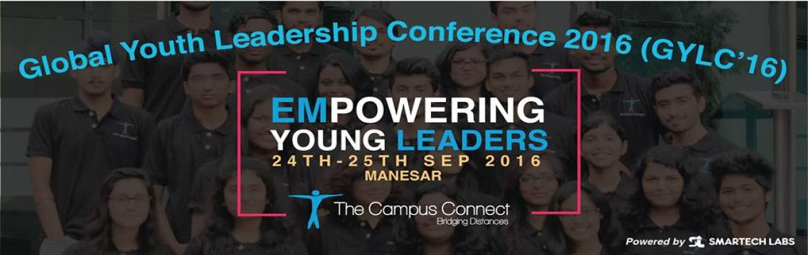 Global Youth Leadership Conference 2016 (GYLC 16)