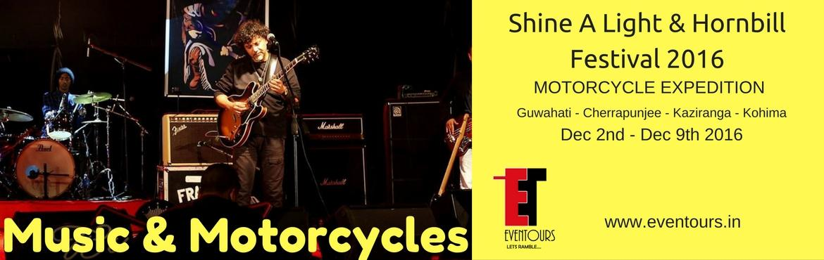 8 Days, 3 States , 2 massive festivals and 1 kickass ride  This ride will start from Guwahati , taking you through the winding roads in Meghalaya on c