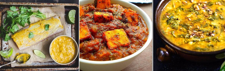 Full Course Authentic Punjabi Dinner