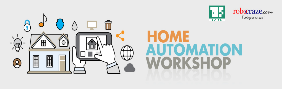 Book Online Tickets for Home Automation - Hyderabad, Hyderabad. Now you can secure and automate your home all by yourself using a microcontroller ARDUINO. Arduino is an open-source prototyping platform which is easy-to-use for beginners and yet very flexible and powerful for advanced users. We will learn how to i