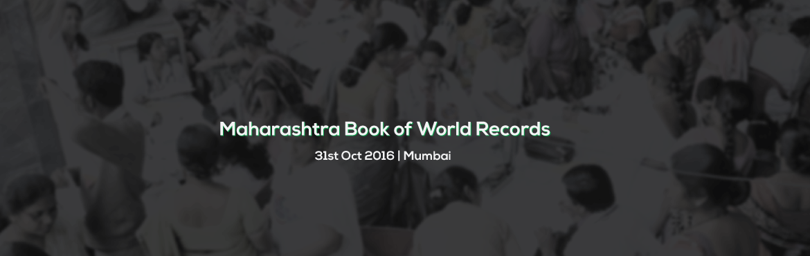 Maharashtra Book of World Records