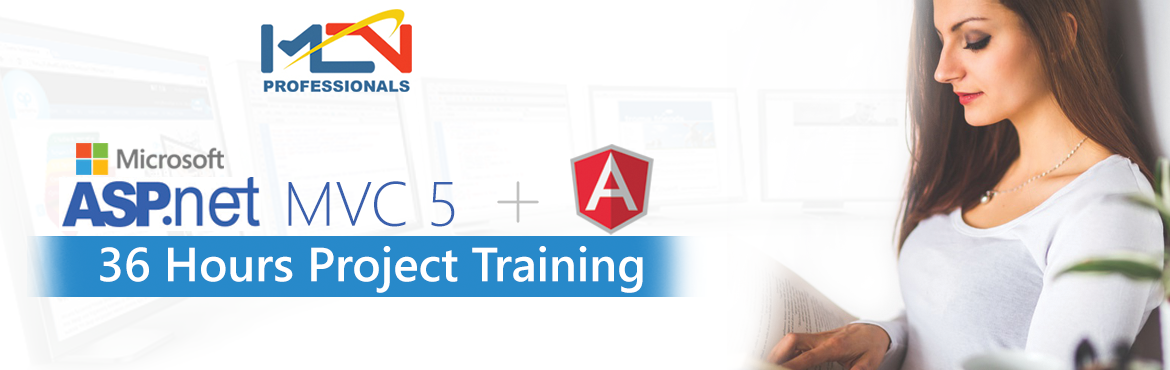 Project Training on ASP.NET MVC 5.0 with AngularJS