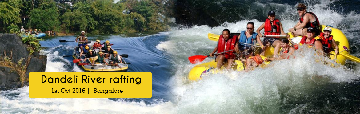 Book Online Tickets for Dandeli River Rafting, Bengaluru.  Where i want to go this wekend, How i will enjoy with my friends and my girl friend. How will listen bird sound, watel fall soud and feel the nature. Dandeli is the best place for who have interest on ribver rafting.Dandeli day outing ideal for all