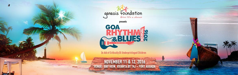 Goa Rhythm and Blues Festival 2016