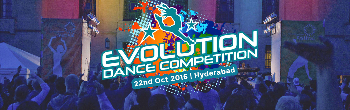 Evolution 3 Dance Competition