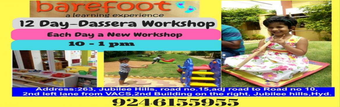 Book Online Tickets for Gardening Workshop for Children, Hyderabad. Gardening Workshop for Children call 9246155955 to pre register for the event jubliee hills