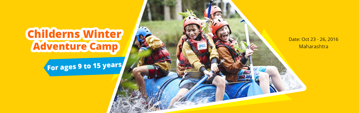 "Book Online Tickets for Childerns Winter Adventure Camp, Igatpuri. Winter Adventure Camp 2016 - Vaitarna In our present urban society, does the school vacation mean just one thing: Few weeks of unscheduled ""free time""?? As an answer to this, Adventure camps have emerged as a popular way to keep chil"