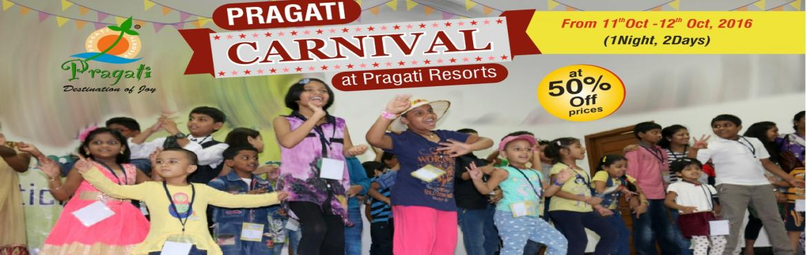 Book Online Tickets for Pragati Carnival, Hyderabad.