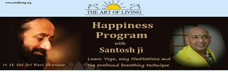 Art of Living-Happiness program