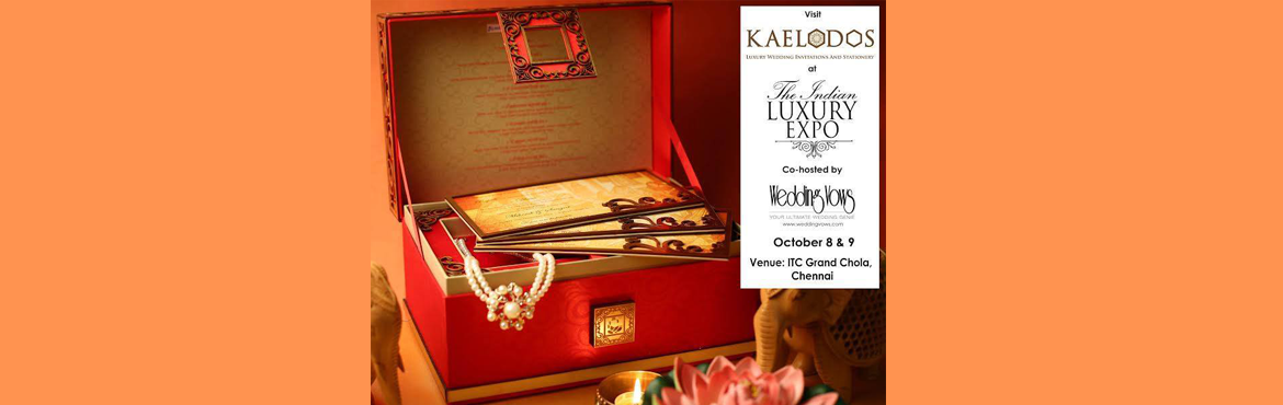Kaelodos at The Indial Luxury Expo