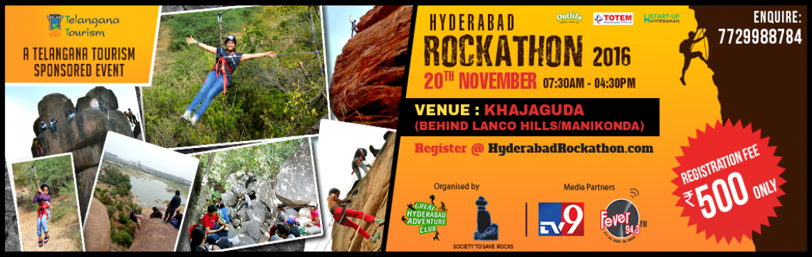 Hyderabad Rockathon 2016