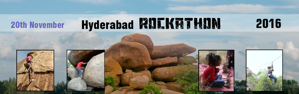 Hyderabad Rockathon