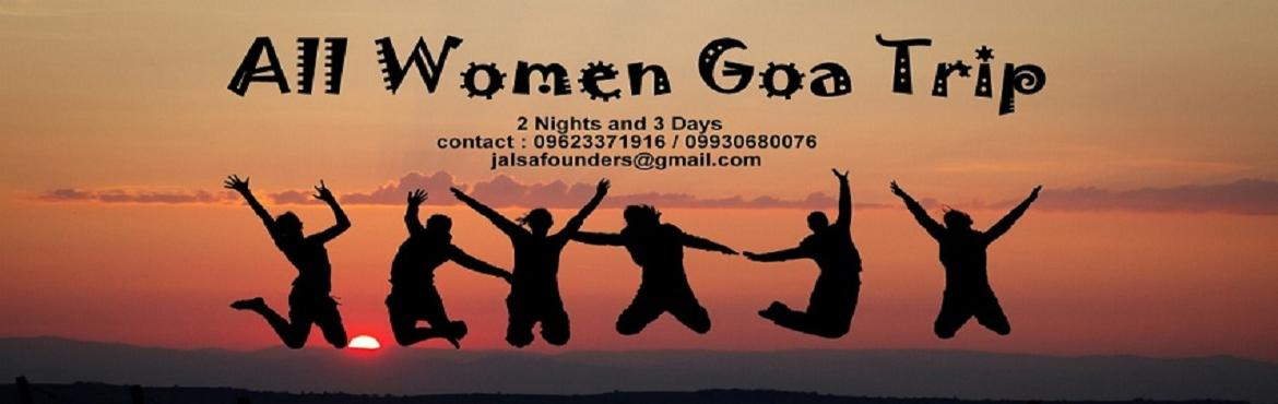 All Women Goa Tour