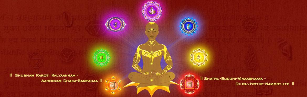 Chakra Uttejan - Activating Our Energy Vortex