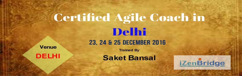 Certified Agile Coach in Delhi