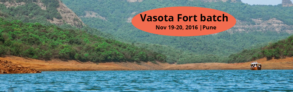 1 Day Trek to Vasota Fort batch-1 on Sunday 20 Nov 2016  in Koyna Wildlife Sanctuary