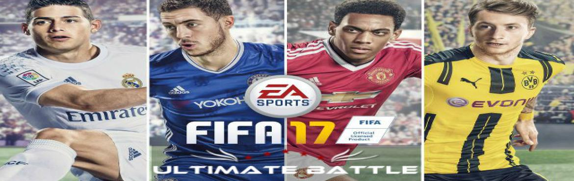 FIFA 17 PS4 TOURNAMENT 25 OCT 2016 - Ultimate Battle