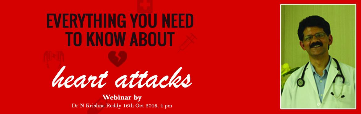 Everything You Need To Know About Heart Attacks